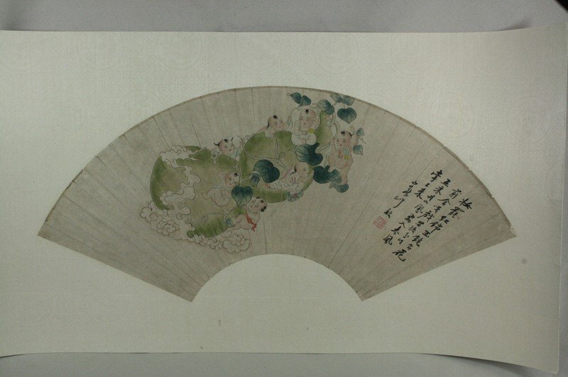 4: Chinese Fan Painting