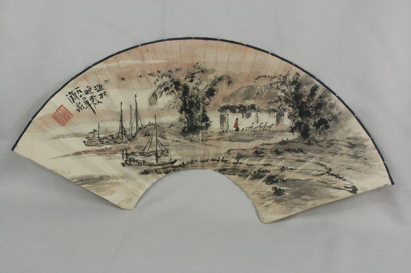 7: Chinese Fan Painting