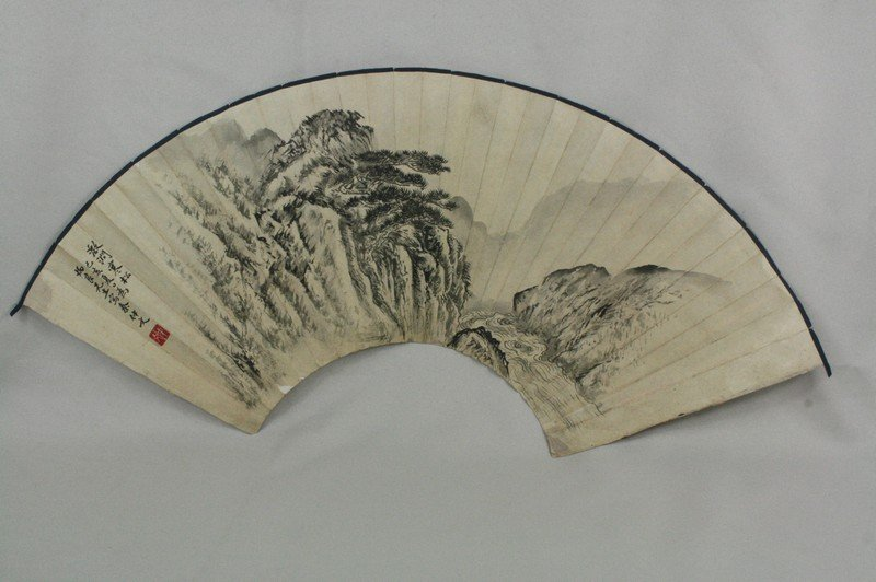8: Chinese Fan Painting