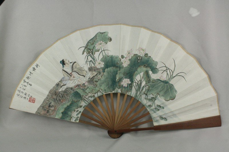 14: Chinese Fan Painting