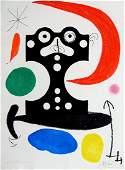 VARIOUS Portfolio with 13 Etchings Marcel Duchamp MIRO