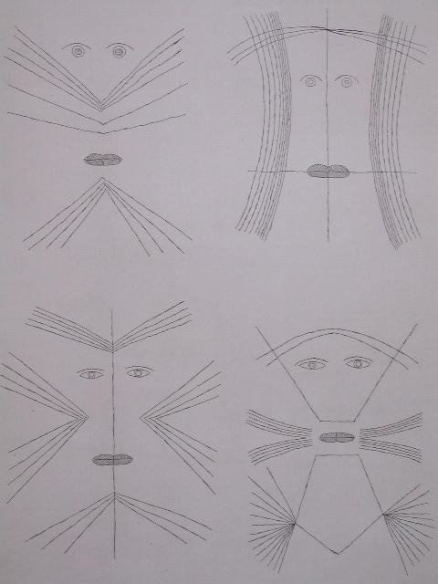 11144: VICTOR BRAUNER Signed Etching Surrealism French