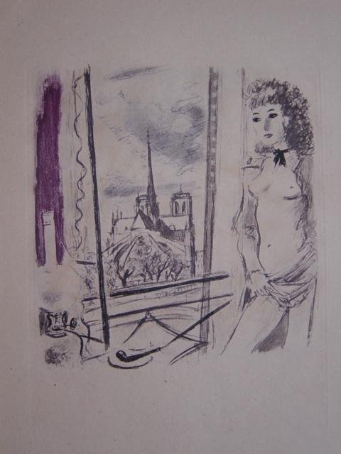 ANDRE DIGNIMONT Book Etchings French - 4