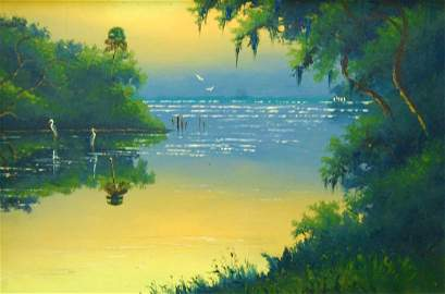 Highwaymen: Sun Rise Over the Water