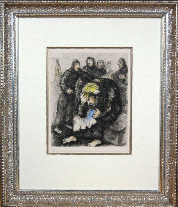 21: Jacob Mourning for Joseph -1957