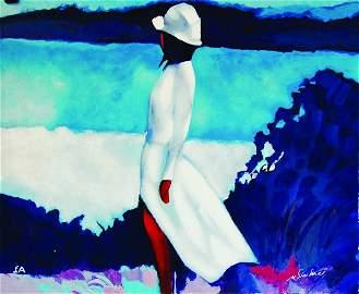 2: White Dress