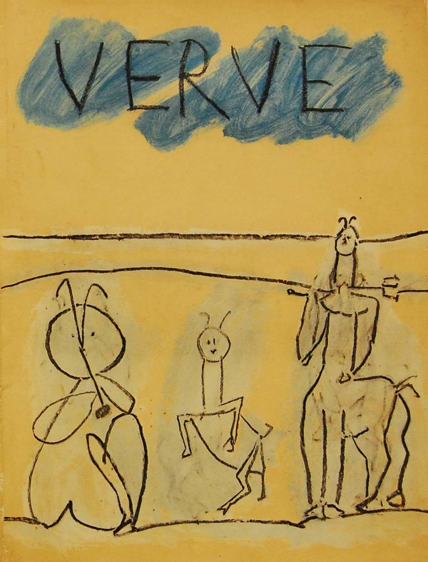 30: Verve Volume V [Front-cover]
