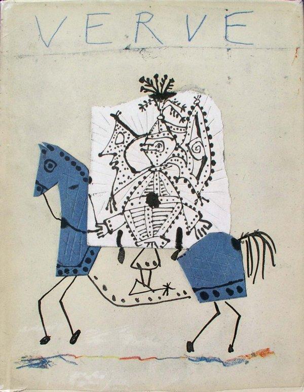 32: Verve-Picasso à Vallauris [cover]