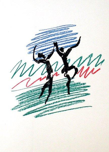 38: La Danse