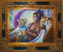 1: ARTIST: Remington TITLE: Ethnic Beauty