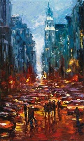 ARTIST: Elena Bond TITLE: Big Town