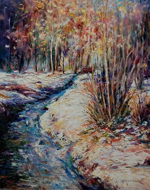 ARTIST: William Vincent Kirkpatrick TITLE: New Mexico M