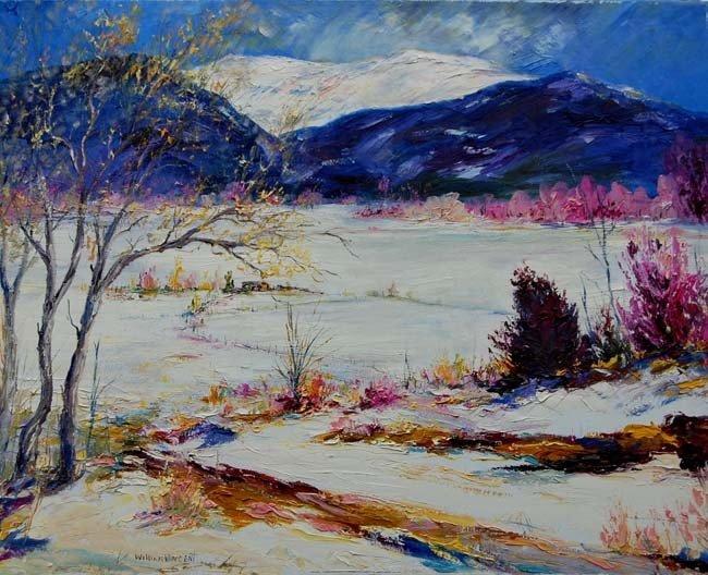 ARTIST: William Vincent Kirkpatrick TITLE: Nambe