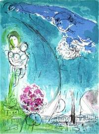 Marc Chagall, Visions de Paris
