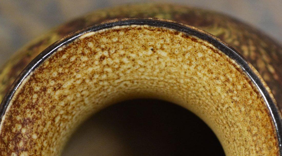 Martin Brothers Glazed Stoneware Vase - 6