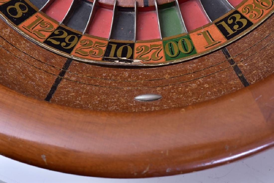 Roulette Wheel - 3