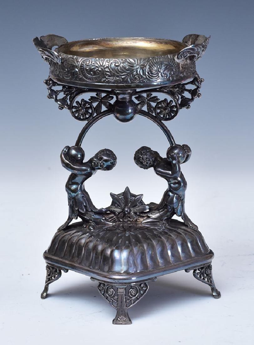 Victorian Bride's Basket - 3