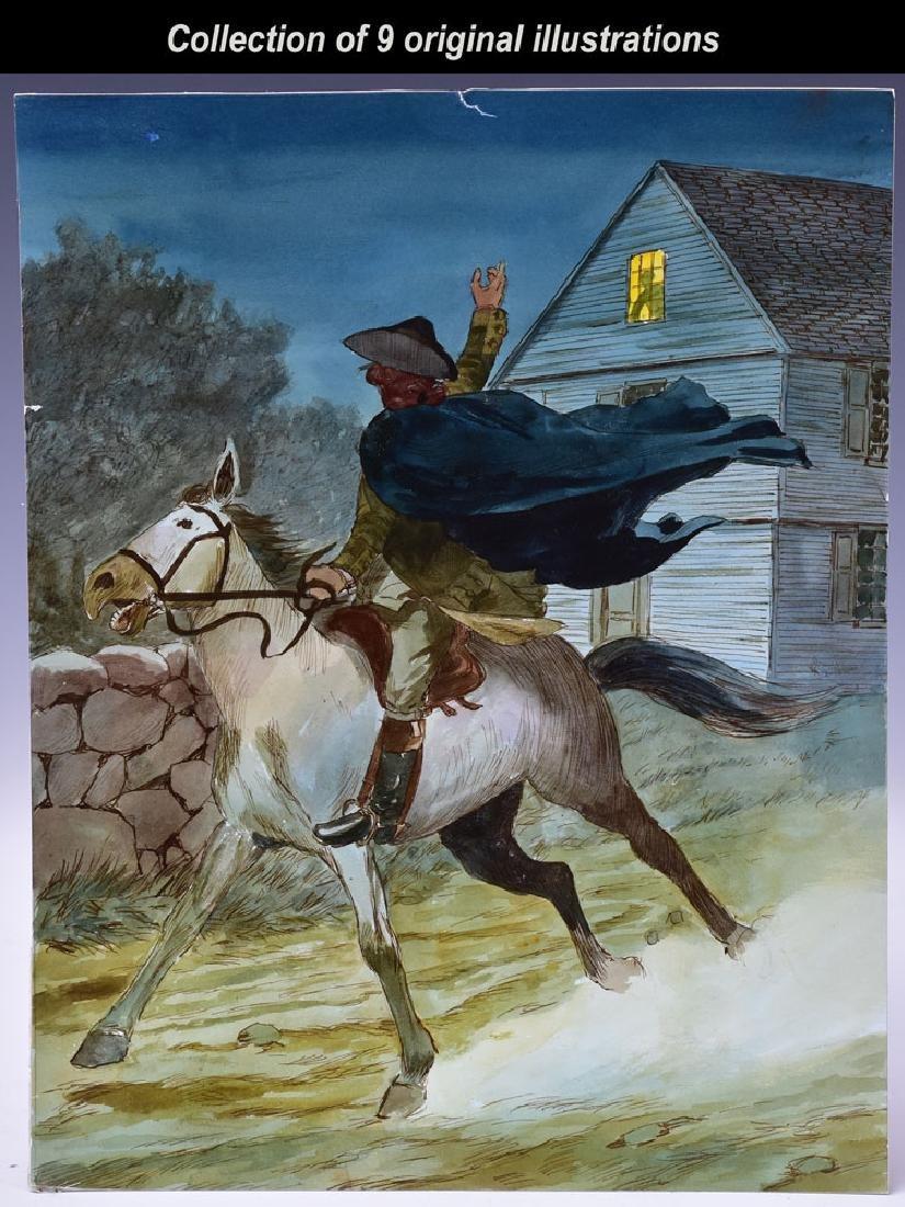 Don Troiani Original Illustration Art (9)