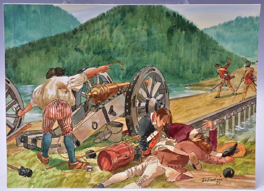 Don Troiani Original Illustration Art (9) - 2