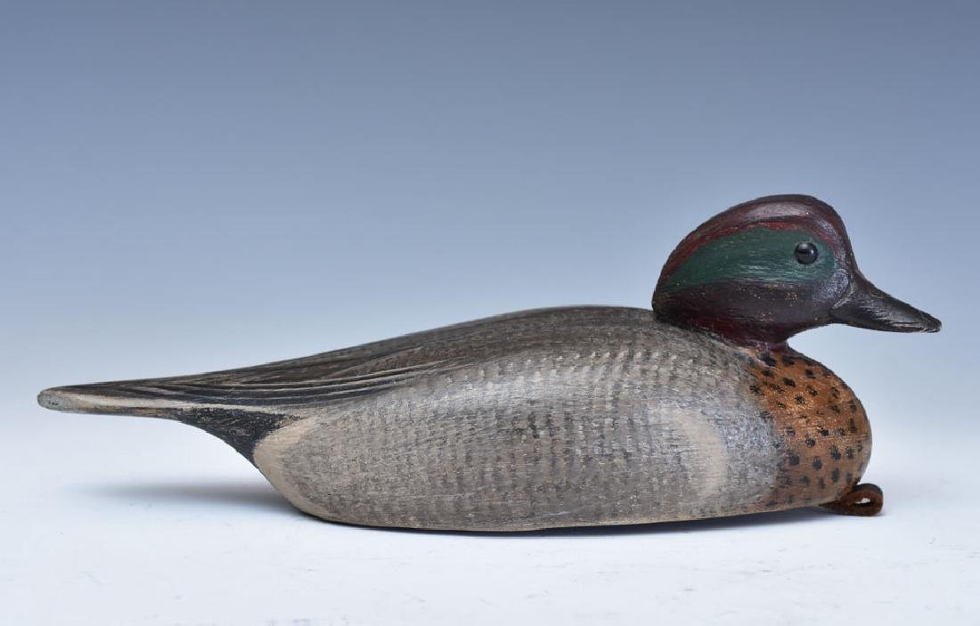 David Ward Carved Decoy