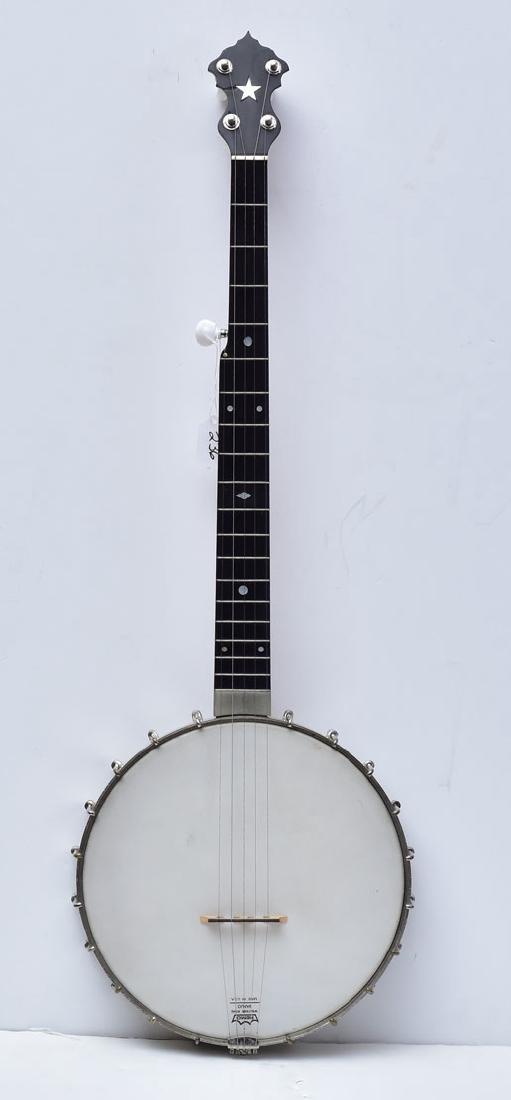 Thomas Benton Banjo