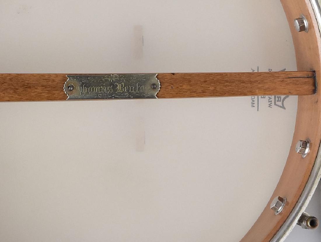 Thomas Benton Banjo - 3