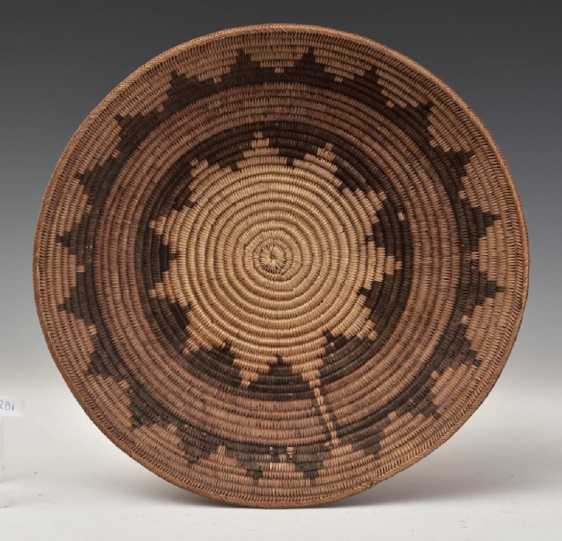 South Western Native American Basket