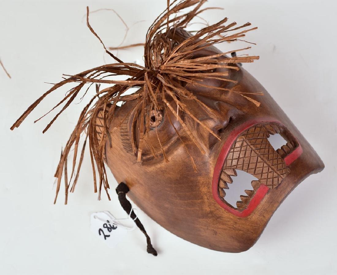Haida Beaver Mask