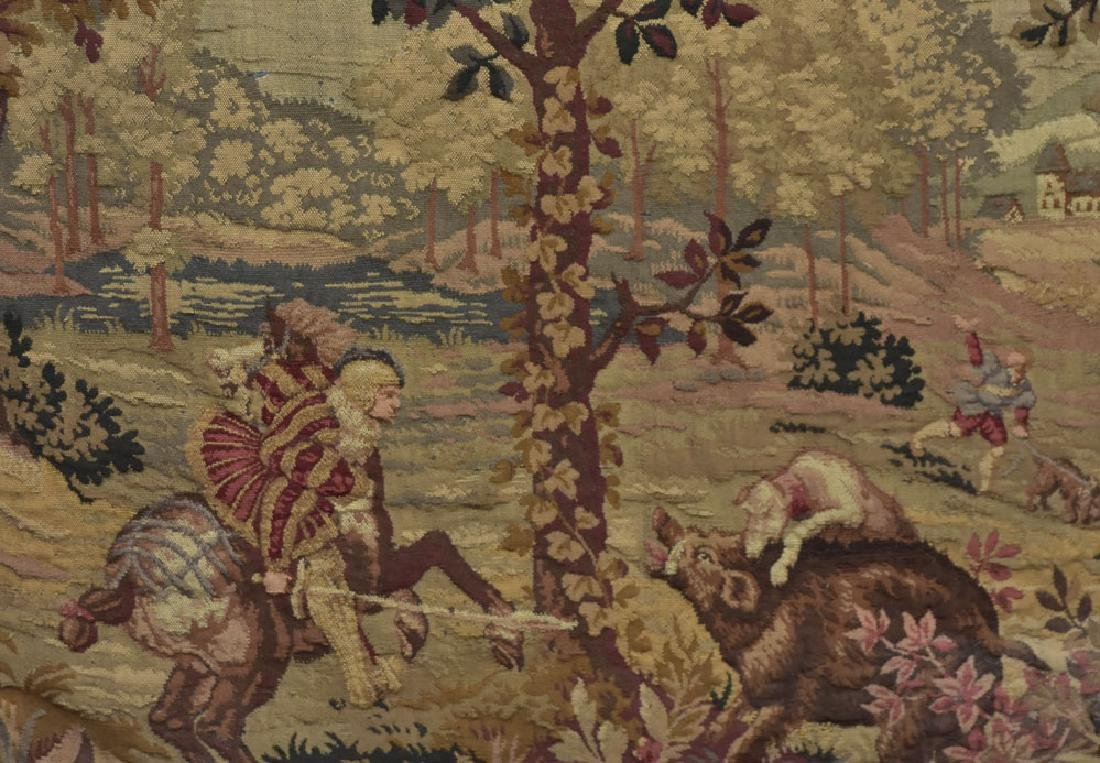 French Tapestry - 2