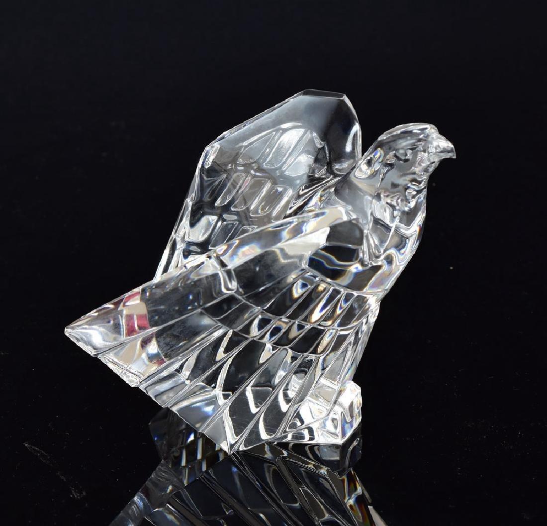 Steuben Crystal Eagle - 2