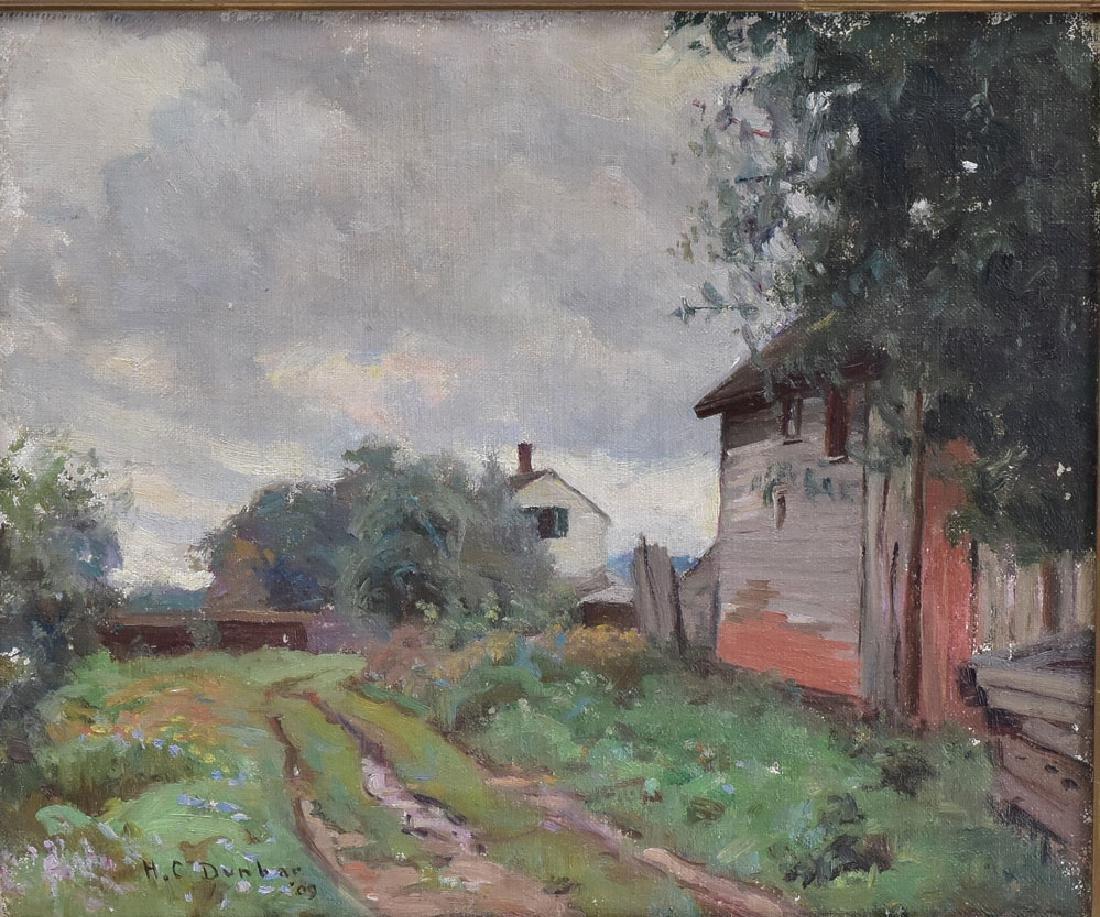 Harold C. Dunbar
