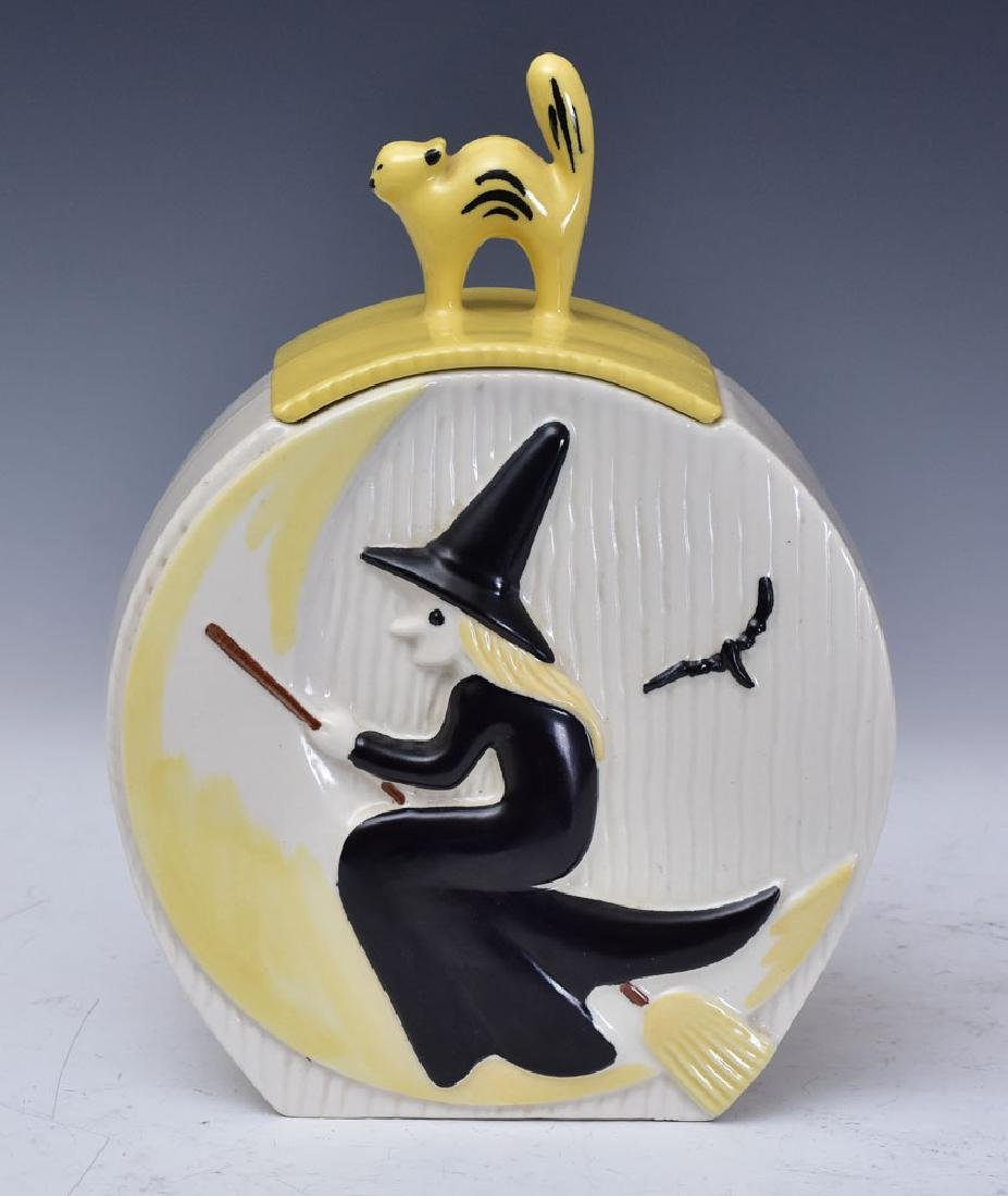 Abingdon Witch Cookie Jar