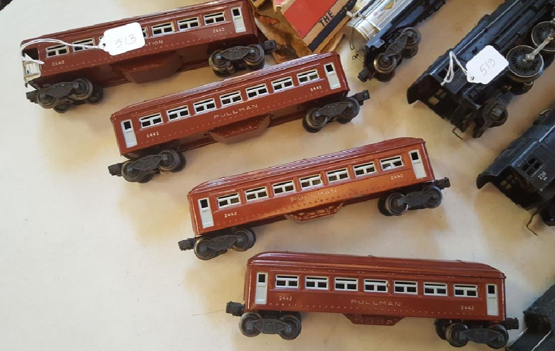 Group of Lionel Trains - 2