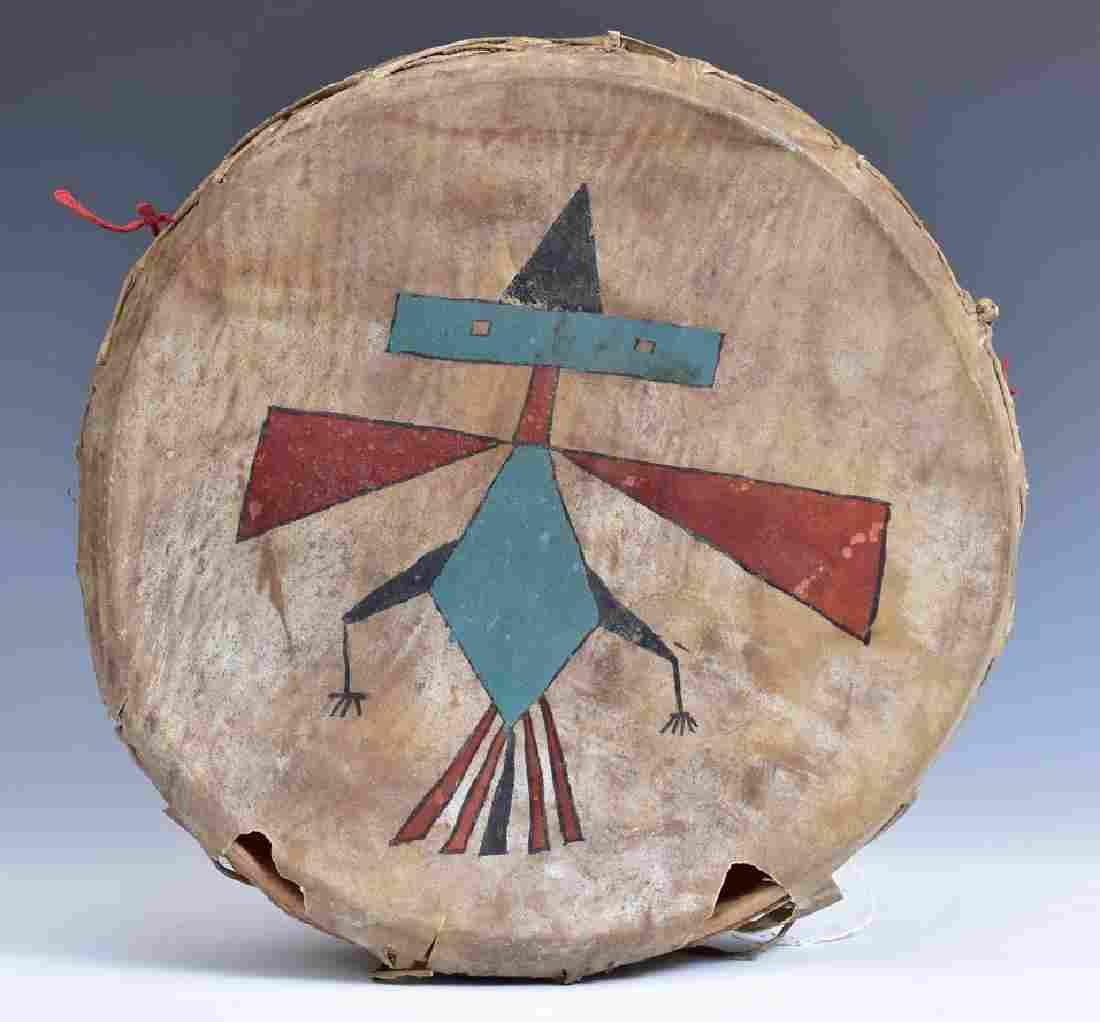 Plains Indian Style Drum