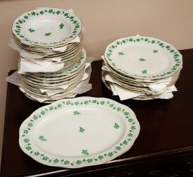 Partial Set Herend China