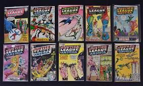 DC Comic Justice League America