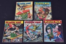 Anc Quality Comic: Plastic Man
