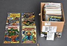 Marvel Comic Books: Fantastic Four