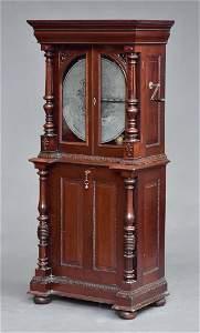 Criterion Upright Music Box