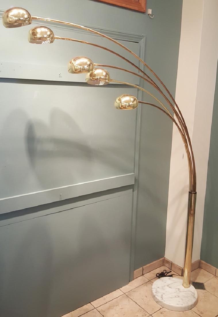Italian Arc Floor Lamp