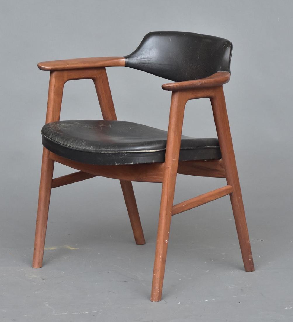 Set of Erik Kirkegaard chairs - 3