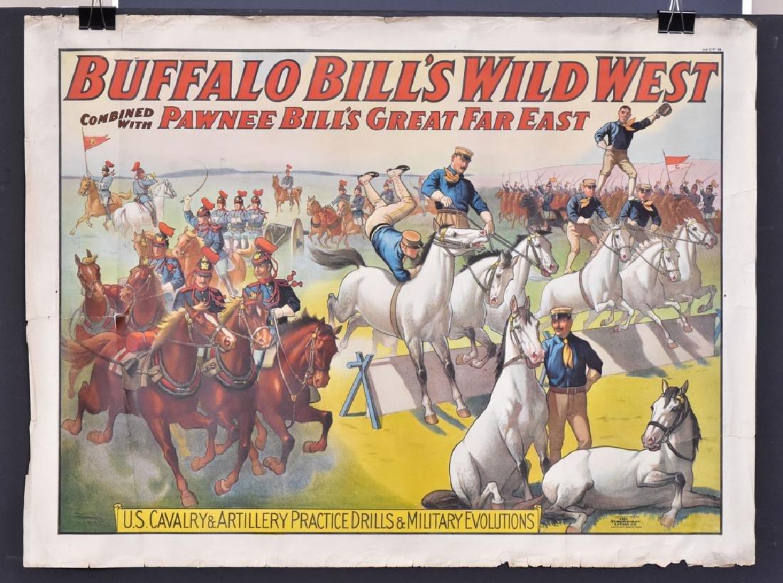Buffalo Bill's Wild West Poster