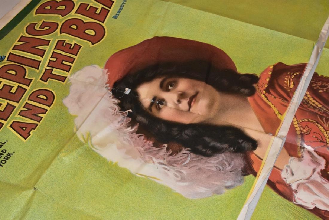 Vaudeville Poster - 2