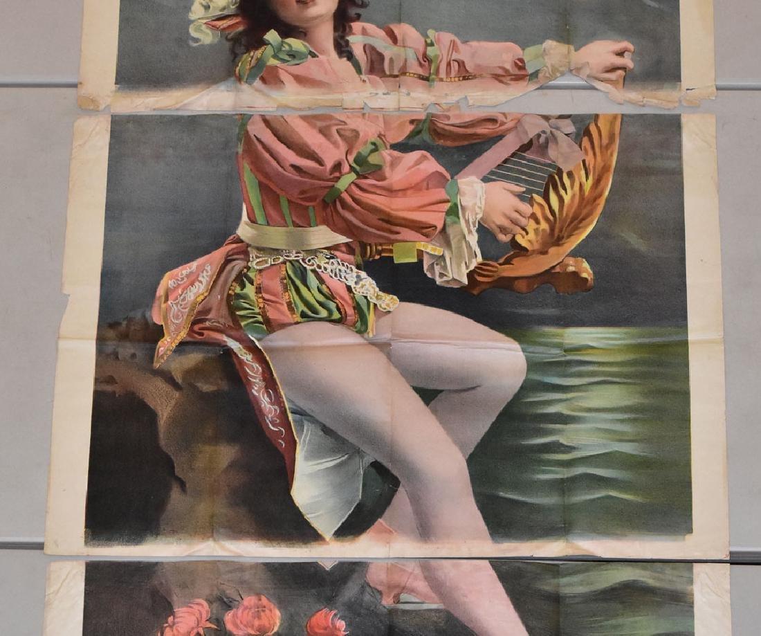 Vaudeville Poster - 4