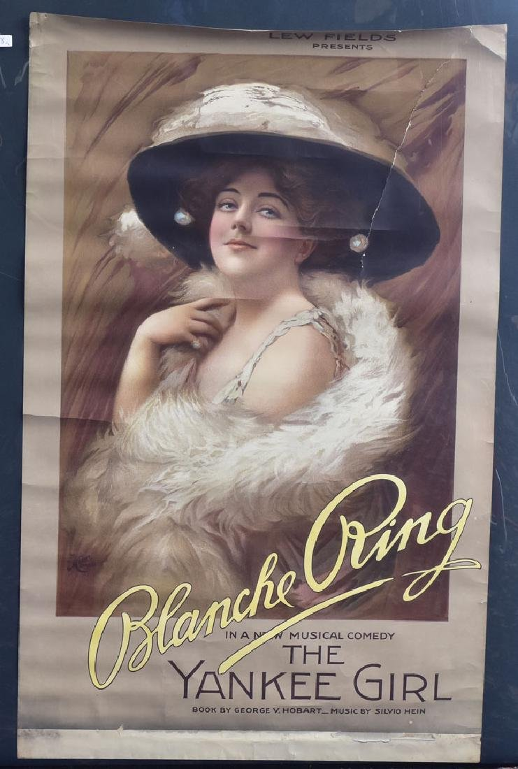 Two Vaudeville Posters