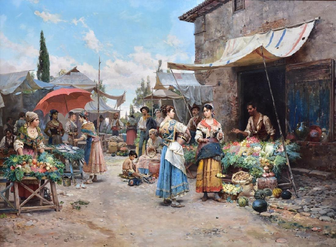 Cesare Auguste Detti (1847- 1914)