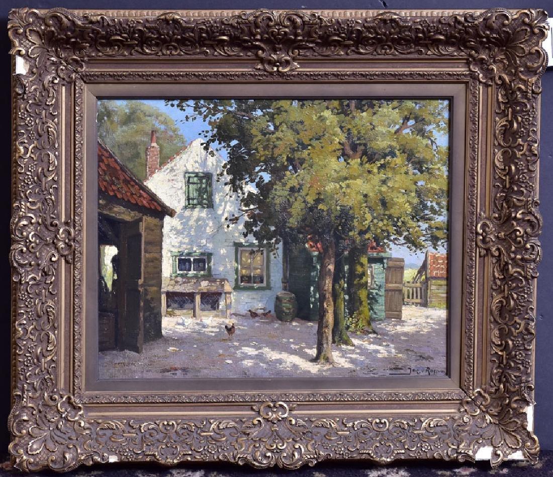 Jacob van Rossum (1881 - 1963)