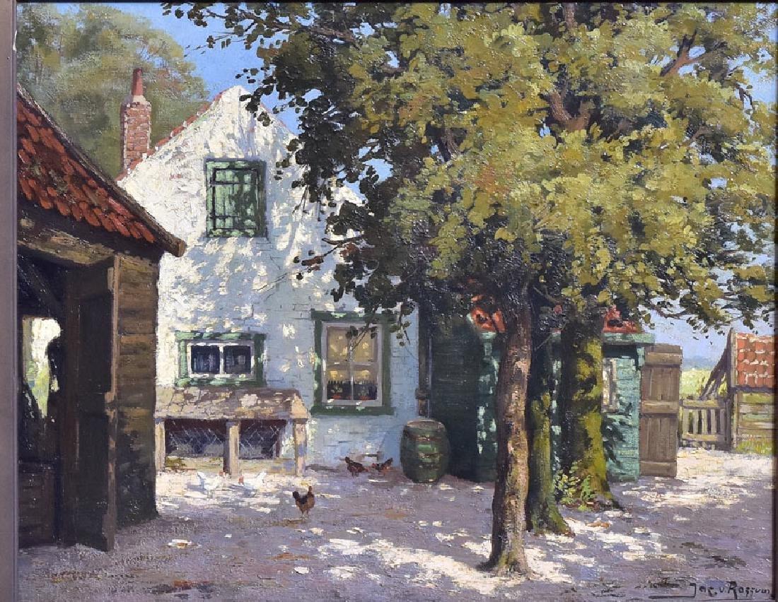 Jacob van Rossum (1881 - 1963) - 2