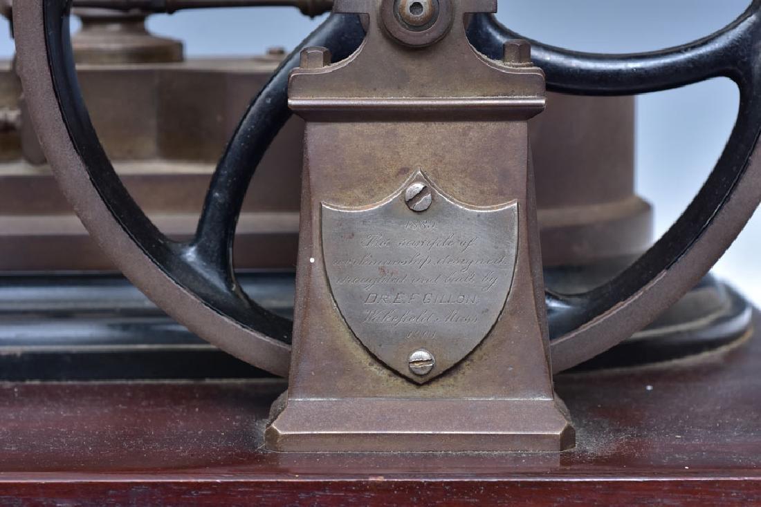 Model Steam Engine - 3