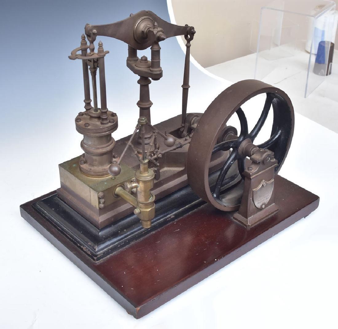 Model Steam Engine - 5